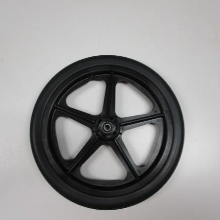 "16"" Wheel - Polly wheel with UHMW Insert"